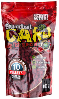 Пеллетс Brain Robin Red 10mm 0.8kg