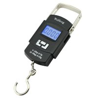 Весы Albatros Digital Scales 50 kg Big Black