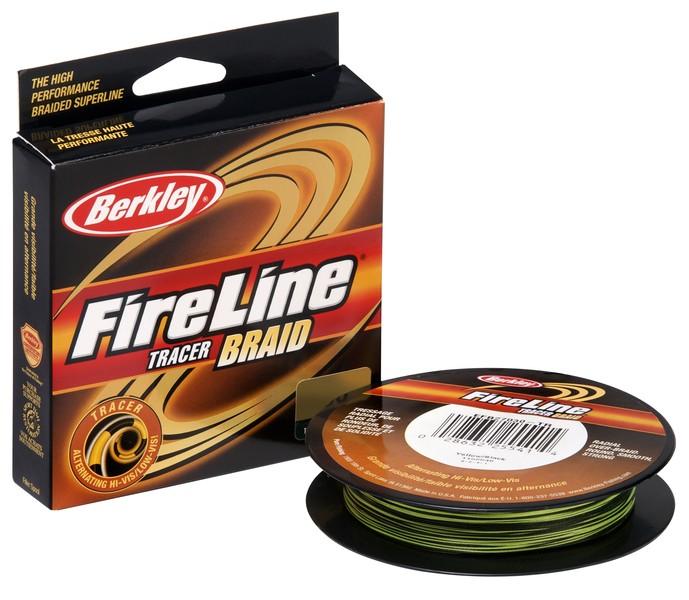 плетенка berkley fireline
