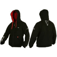 Толстовка Fox Rage Heavy Hoody Black with Red and White Logos