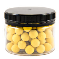 Бойлы CC Baits Pop-Ups Banana 10мм, 50гр