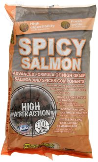 Бойлы Starbaits Spicy Salmon 20mm 1kg