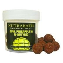 Бойл Nutrabaits POP-UP BFM: Plum and Caproic 20мм