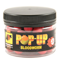 Бойлы CC Baits Pop-Ups Bloodworm 10мм, 50гр