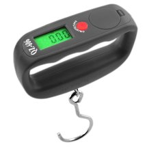 Ваги Albatros Digital Scales 50 kg Vertical Black