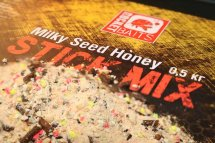 Смесь для ПВА пакетов Rocket Baits Stick Milki Seed Honey 0.5kg