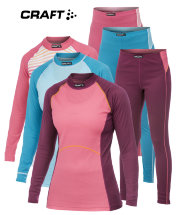 Термобілизна Craft Active Multi 2-pack Colorblocking Women 1901653