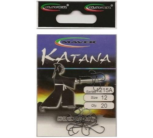 купить рыболовные крючки katana