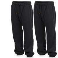 Штаны Fox CHUNK Heavy Jogger Lined Black Marl