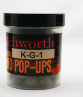 Бойли Richworth Airo Pop-ups K-G-1, 18 mm, 80g