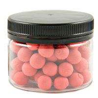 Бойлы CC Baits Pop-Ups Strawberry 10мм, 50гр