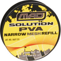 Запасная ПВА сетка MAD Solution PVA Refill Narrow 23mm 10m