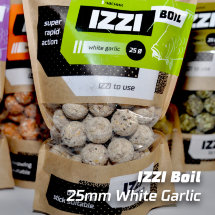 Бойлы IZZI White Garlic  Boil 700g