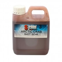 Ліквід Richworth S-Core Bait Soak Arctic Crab 1000ml