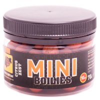 Мини-бойлы CC Baits вареные Ready Made Citrus Zest 10мм 70гр