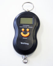 Ваги Albatros Digital Scales 50 kg Smile