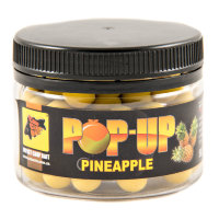 Бойлы CC Baits Pop-Ups Pineapple 10мм, 50гр