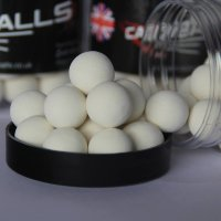 Бойлы Carpballs Pop Ups White Chocolate 10mm 15шт.