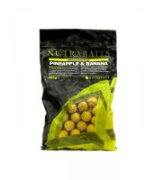 Бойлы Nutrabaits PINEAPPLE & BANANA 20мм 400гр