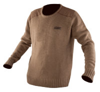 Толстовка Fox Chunk Heavy Knit Jumper Khaki