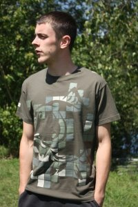 Футболка Nash T-Shirt Green