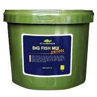 Пеллетс Carpio Big Fish Mix Pellets 7 кг