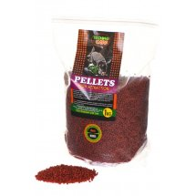 Пеллетс Technocarp Flavored Carp Pellets Krill 3mm 1kg