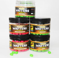 Бойлы CC Baits Pop Ups Fluoro Wafters Dumbells Cranberry N-Butyric Acid, 30 гр