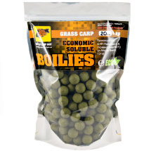Пилять Бойл CC Baits Economic Soluble Grass Carp 20мм 1кг