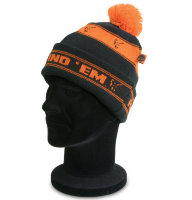 Шапка Fox Carp FFF Bobble Hat Ltd Edition