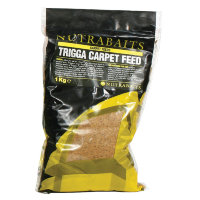 Прикормка Nutrabaits Trigga Carpet Feed 1кг