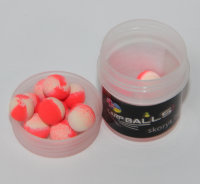 Бойлы Carpballs Pop Ups Mulberry&Marzipan 10mm 15шт.