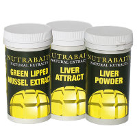 Экстракт Nutrabaits GREEN LIPPED MUSSEL (GLM) EXTRACT 50гр