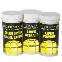 Екстракт Nutrabaits GREEN LIPPED MUSSEL (GLM) EXTRACT 50гр