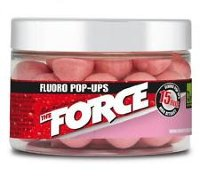 Бойлы Rod Hutchinson The Force Fluoro Pop Ups 12mm 60gr