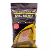 Смесь для ПВА пакетов Nutrabaits Krill Bag Mix 1кг