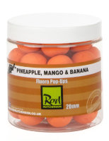 Бойлы Rod Hutchinson Pop Up Pinneaple Mango & Banana 15mm 60gr