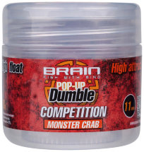 Бойл Brain Dumble Pop-Up Competition Monster Crab 11mm 20g