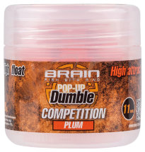 Бойлы Brain Dumble Pop-Up Competition Plum 11mm 20g
