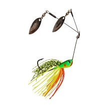 Спиннербейт DAM Effzett Twin Spinnerbait 14гр (firetiger)