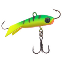 Балансир Flagman Vantage Ice Minnow 6.5см 21г Fire Tiger