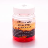 Бойлы Enterprise Tackle Eternal Boilies Red Strawberry & Aniseed (8)