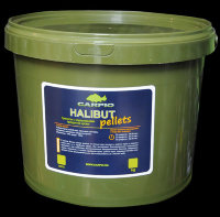 Пеллетс Carpio Halibut Pellets 8 мм 7 кг